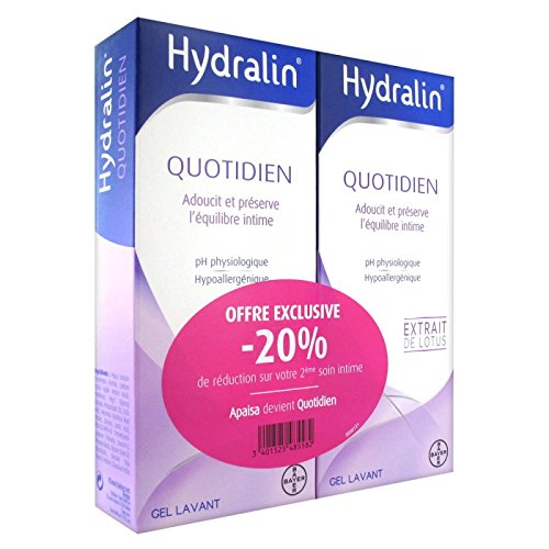 Hydralin Apaisa soothing Liquid Soap 200ml package