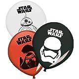 Star Wars - Pack de 8 globos (Verbetena 014000858)