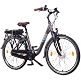 NCM Munich N8C 36V, 28' Zoll Elektrofahrrad Herren & Damen Unisex Pedelec, E-Bike, City...