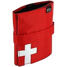 REISEAPOTHEKE Mini Pocket rot ca.DIN A6 1 St