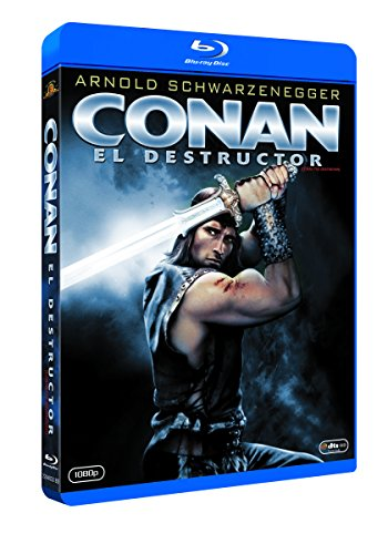 Conan El Destructor (Blu-Ray) (Import) (Keine Deutsche Sprache) (2011) Grace Jones; Arnold...