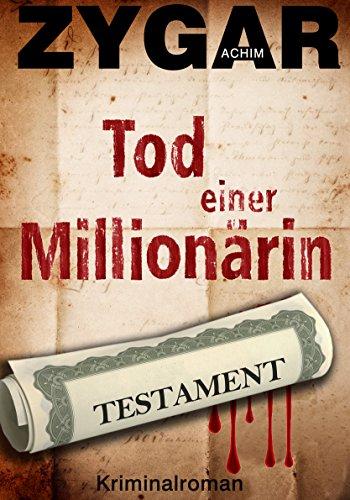 Buchseite und Rezensionen zu 'Tod einer Millionärin: Haverbeck ermittelt (5. Fall)' von Achim Zygar