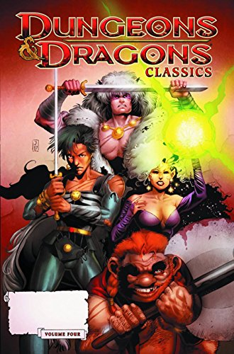 Dungeons & Dragons Classics Volume 4