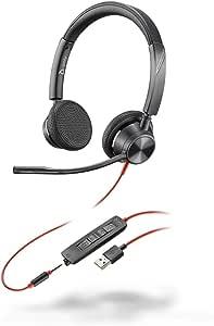 Plantronics Blackwire C3325 Stereo Headset With Usb A Elektronik