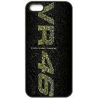 iPhone 5,5S Phone Case Valentino Rossi VR46 Moto GP Logo 46 WE735940 - Moto Graphic Design