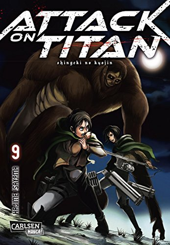 Attack on Titan 9 (Eren Und Levi)