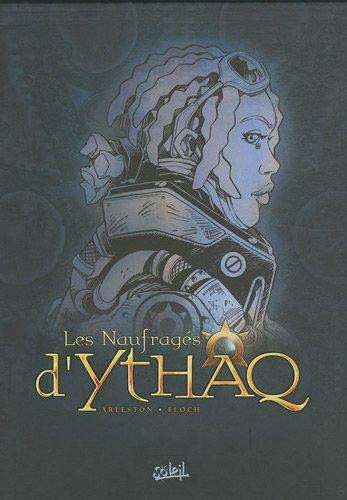 Les naufragés d'Ythaq Coffret T4 à T6 NED 2010 + Exlibris