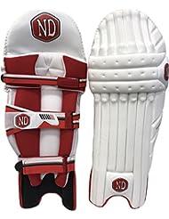 ND Platinum Testlite Pro Niveau de batteur L Batsman de coussinets protecteurs droite ou gauche