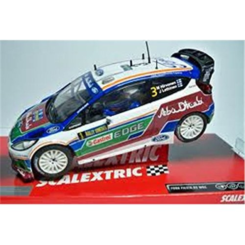 Scalextric Original - Ford Fiesta RS WRC - coche slot analógico (A10029S300)