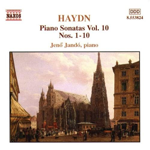 Piano Sonata (Partita) No. 1 in G major, Hob.XVI:8: I. Allegro