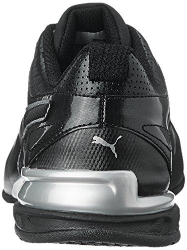 Zapatos Tazon Negro Correr Para Hombre Puma Plata 6 Puma xFw1fqz