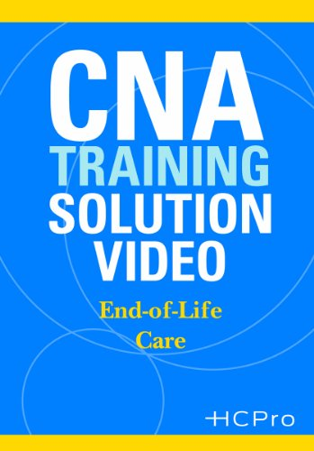 CNA Training Solution Video: End-of-Life Care - Training Cna