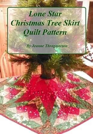 Lone Star Christmas Tree Skirt Ebook Throgmorton Jeanne Amazon In Kindle Store