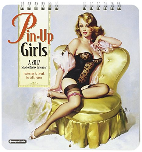 Pin-Up Girls Studio Redux 2017 Calendar