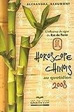 Horoscope Chinois au quotidien 2008 - L'influence du signe du rat de terre