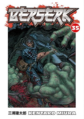 Berserk Volume 35 (Berserk (Graphic Novels))