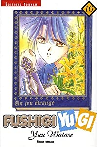 Fushigi Yugi Edition simple Tome 16