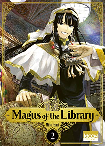 Magus of the Library Edition simple Tome 2