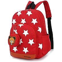 Mochila para niños, mochila preescolar para guardería Bolsas para niños Mochila para libros para niños