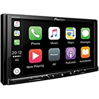 Pioneer SPH-DA230DAB 2DINAutoradio | 7 Zoll Clear-Resistive-Touchpanel |  Bluetooth | DAB+ Digitalradio | Apple CarPlay / Android Auto | AppRadio |  Freisprecheinrichtung | Media-Receiver für Audio Video USB