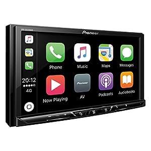 Pioneer SPH-DA230DAB 2DINAutoradio   7 Zoll Clear-Resistive-Touchpanel    Bluetooth   DAB+ Digitalradio   Apple CarPlay / Android Auto