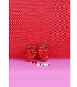 EPICCASE Love Strawberry Mobile Back Case Cover For LG G3 (Designer Case)