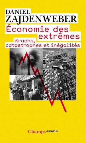 Economie des extrêmes : Krachs, catastrophes et inégalités par Daniel Zajdenweber