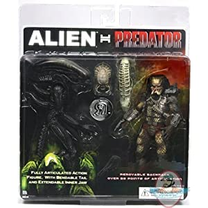 Alien Vs Predator NECA Exclusive Action Figure by 7