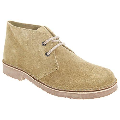 Roamers - Desert boots - Femme Chameau