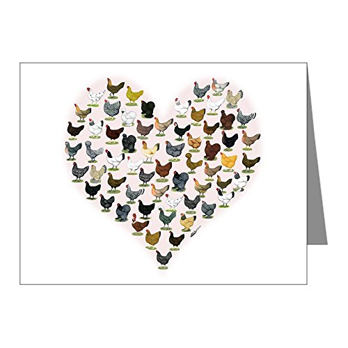 cafepress-chicken-heart-note-cards-pk-of-20-note-cards-pk-of-20-matte