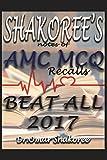 Shakoree's Notes of AMC McQ Recalls Beat All 2017