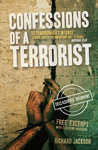 free kindle book Confessions of a Terrorist: The Declassified Document