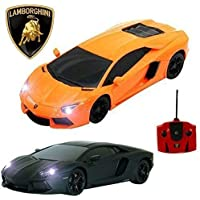 Price comparsion for Comtechlogic Official Licensed CM-2210 1:18 Lamborghini Aventador LP700-4 Radio Controlled RC Electric Car - Ready to Run EP RTR