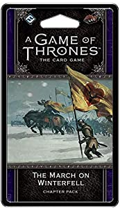Fantasy Flight Games FFGGT32 The March on Winterfell: Game of Thrones