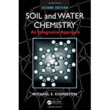 Soil and Water Chemistry: An Integrative Approach
