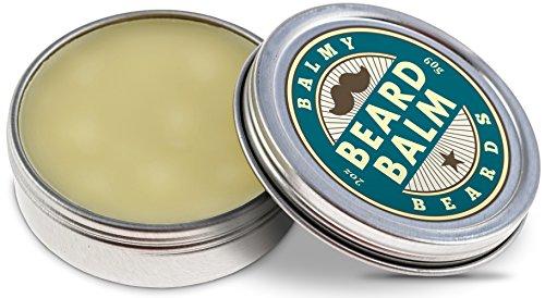 Best Bart Balm–Qualität Leave-In Bart Conditioner–alle natürlichen Bart Softening Wachs–wächst und Grooms Dein Bart, Schnurrbart oder Goatee