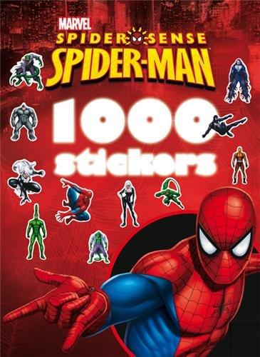 1000 stickers Spiderman : Marvel Spider-sense