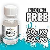 Base Neutra Nico Booster TPD 50/50 80 ml nic.0