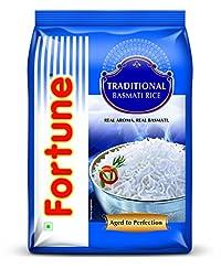 Fortune Traditional Full Grain Basmati Rice, 1kg