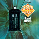 Doctor Who - Sound Effects (LP) [VINYL]