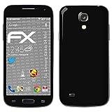 atFolix Samsung Galaxy S4 mini Skin FX-Velvet-Black Designfolie Sticker - Matte Oberfläche