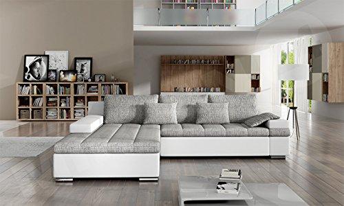 Moderne eckcouch  Design Ecksofa Bangkok, Moderne Eckcouch mit Schlaffunktion und ...