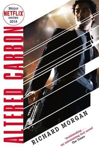 Altered Carbon por Richard Morgan