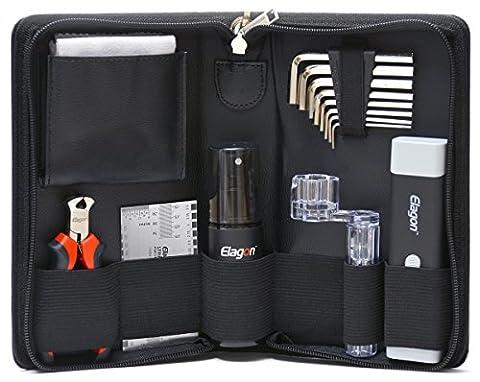 Elagon (ST) Pro Care Kit pour toutes guitares. Kit complet
