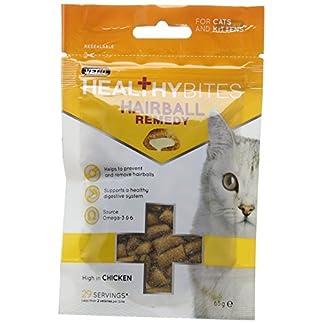 VetIQ Healthy Bites Hairball Remedy For Cats and Kittens 65g 51dWBnPCTrL