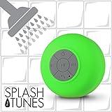 Best Douches portables - Enceinte de douche Splash Tunes - Enceinte de Review