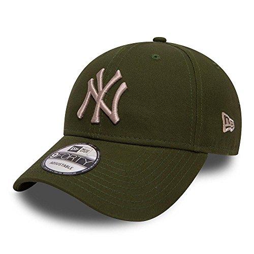 New Era 9forty New York Yankees Herren Kappe Grün