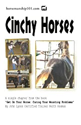 Cinchy Horses (Curing Your Mounting Problems Book 9) (English Edition)