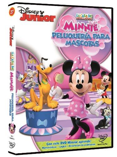 Casa MM 27: Minnie Peluqueria Para Mascotas [DVD] 51dWEGSH 2BHL