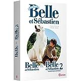 Coffret Belle et Sébastien + Belle et Sébastien, l'aventure continue
